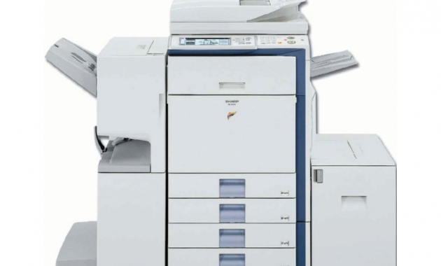 Sharp MX-3501N Printer Driver Software Download for Windows and Mac -