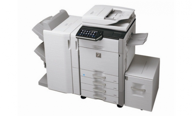 Sharp MX-5111N Printer Driver Software Download for Windows and Mac
