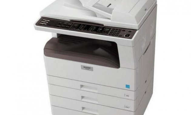Sharp MX-M200D Printer Driver Software Download for Windows